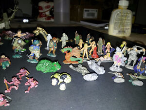 Pewter Dungeons and Dragons figures Windsor Region Ontario image 4