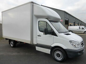 2013 Mercedes-Benz Sprinter 313 CDi LWB LARGE VOLUME LUTON, LOW MILES, FMSH