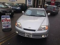HYUNDI SE COUPE ONLY 70000 MILES / FSH / FULL MOT / £1395!!!