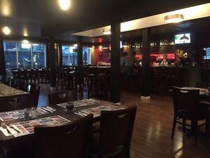 restaurant bar a vendre