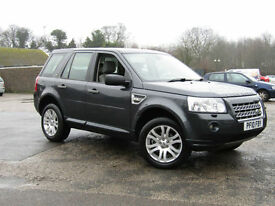 Land Rover Freelander 2 2.2Td4 HSE**4X4**DIESEL AUTO**1 OWNER**FSH**TOP SPEC**