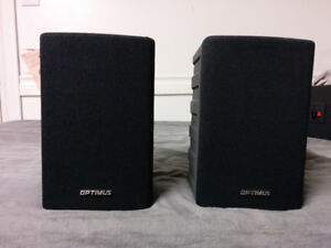 Optimus Pro X7 Speakers