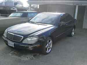 MERCEDES FOR SALE 2001