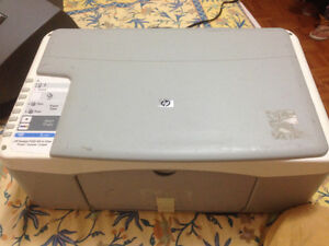 Selling HP all in one printer Cambridge Kitchener Area image 1