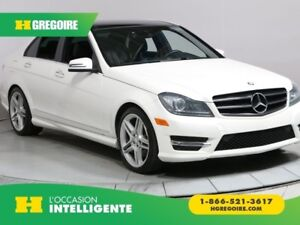 2014 Mercedes Benz C350 C 350 4 MATIC CUIR TOIT BLUETOOTH