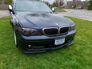 2007 BMW ALPINA B7 E65, Original Car, one of few left