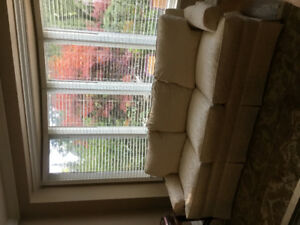 Barrymore 3 Cushion Sofa  Immaculate Condition. Down  Filled