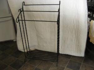 quilt display rack