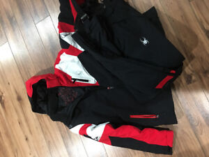 Spyder Jacket and pants (XL. Youth- size 14-16 years old