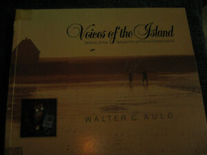 WALTER AULD'S VOICES OF THE ISLAND