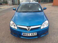 Vauxhall Tigre 2007 petrol full-service history 1.4 Manuel