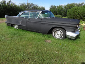 1958 oldsmobile super 88 holiday sedan 4 door hardtop