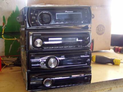 CAR CD PLAYER STEREO AM/FM X 50 TO CHOOSE FROM $40 EACH WARRANTY