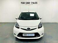 TOYOTA AYGO FIRE, AUGUST 2022 MOT, NEW CLUTCH, £0 ROAD TAX, ONLY 74k MILES!!