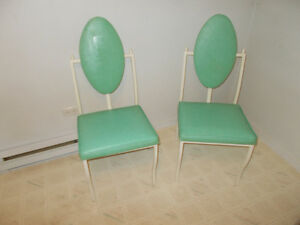 2 Chairs for $10.00
