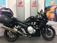 SUZUKI GSF1250S BANDIT FULL LUGGAGE HPI CLEAR DELIVERY ARRANGED