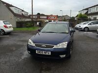 Ford mondeo 2.0 tdci 115psi