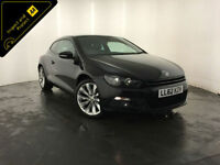 2012 62 VOLKSWAGEN SCIROCCO GT COUPE 1 OWNER VW SERVICE HISTORY FINANCE PX