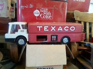 Camion Texaco