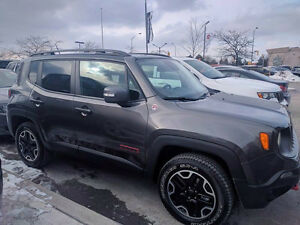 2016 Jeep Renegade Trailhawk SUV, Crossover Finance takeover