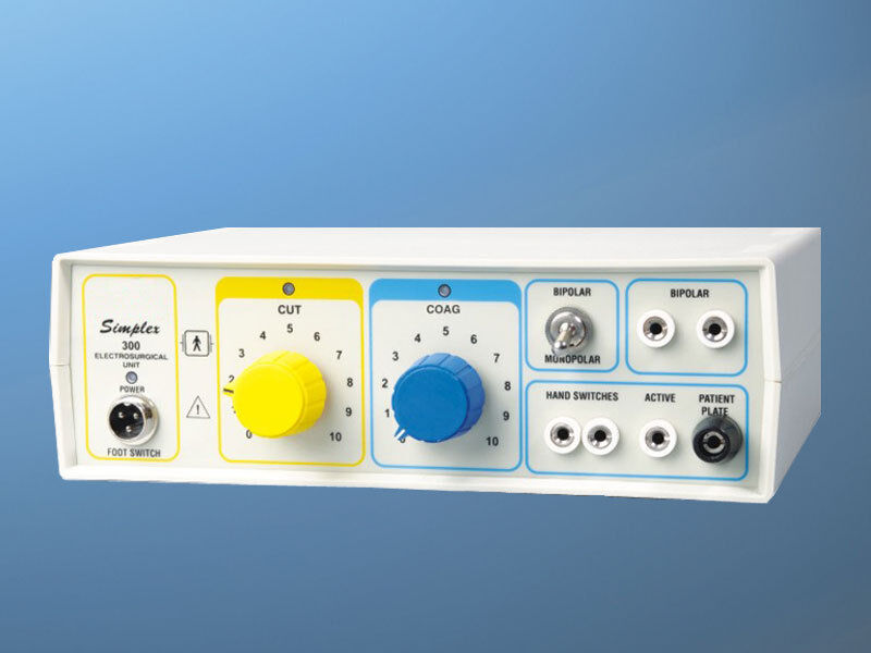 Electrocautery Electrosurgical Diathermy 300W  Surgical Generator Machine Unit