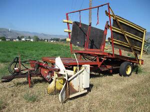 Bale Wagon