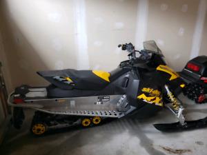 2010 skidoo mxz 800r adrenaline