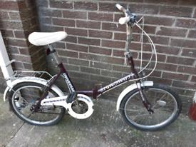 Ladies retro bike £30