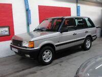 Land Rover Range Rover 4.0 V8 SE (silver) 1999