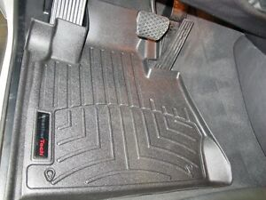 Weathertech mats for BMW X5