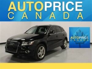 2013 Audi Q5 2.0T Premium Plus S-LINE|PANORAMIC ROOF|LEATHER
