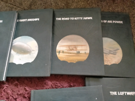 Epic of flight books