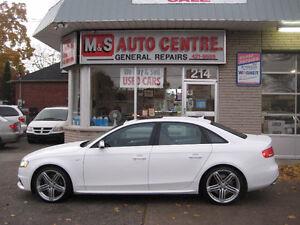 2010 Audi S4 premium Sedan 6 SPEED MANUAL