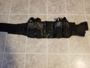 Paintball Harness, Pods, Remote Coil