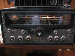 RARE  VINTAGE ANTIQUE HAM RADIO CB RADIO MICS & MORE Moose Jaw Regina Area image 4