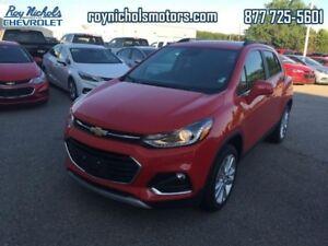 2017 Chevrolet Trax Premier  - Sunroof - $175.03 B/W
