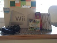 Wii, Wii Fit + Games