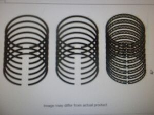 mopar 440  PISTON RINGS  = CHROME MOLY  + .020