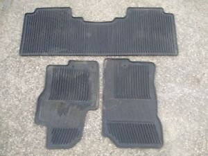 Nissan Frontier Winter Floor Mats