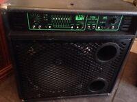 Trace Elliot 1x15 300 watt bass combo amp 7215blk £170 ono