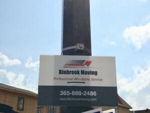Honest, Reliable Movers ! Binbrook Moving!