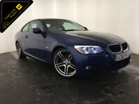 2012 62 BMW 320D M SPORT COUPE 184 BHP BMW SERVICE HISTORY FINANCE PX WELCOME