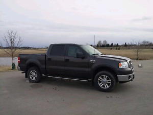 2007 Ford F-150 SuperCrew Lariat