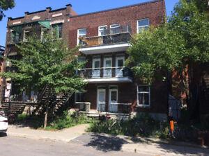 6-Plex for sale Le Plateau Montreal