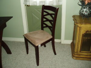 Chairs - new
