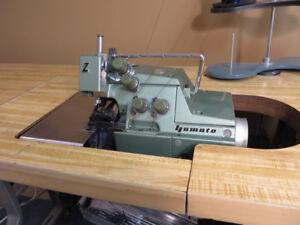 Sewing Machine - YAMATO 5 Thread INDUSTRIAL Serger (120VAC)