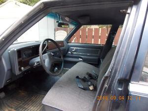 1983 Chevrolet Malibu Sedan