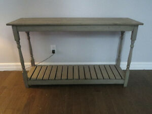 Rustic Console/ Entry/ Sofa table