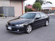 Ford Falcon BA XR6 Turbo 2003 Torrensville West Torrens Area Preview