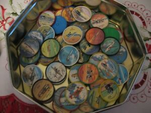 Jello/Hostess Collector Coins from the 1960's